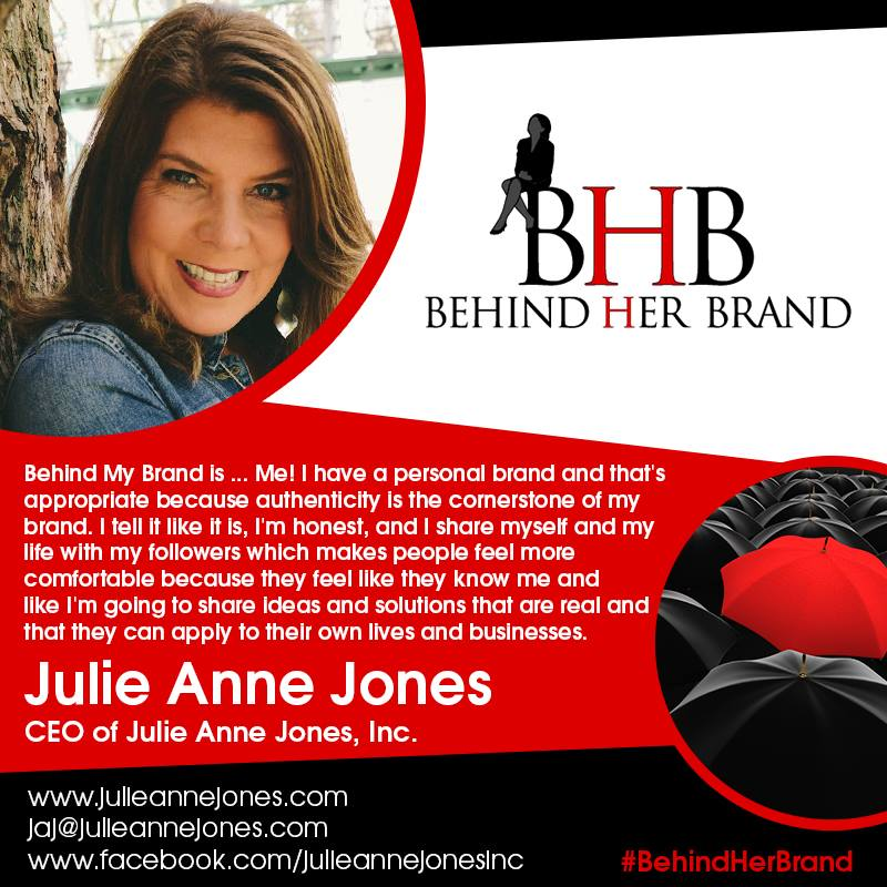 Julie Anne Jones